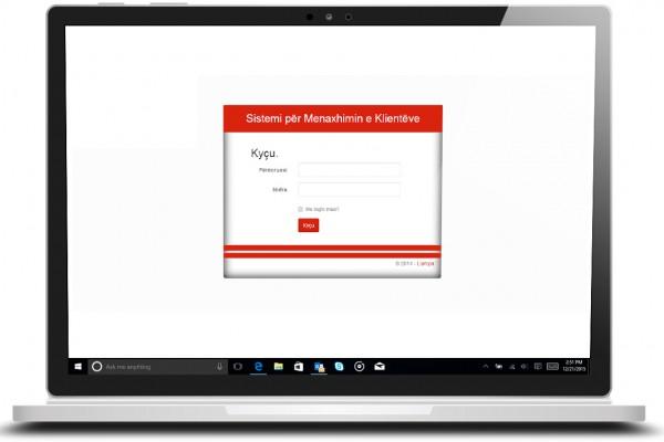 Sistemi për Menaxhimin e Klientëve – SMK