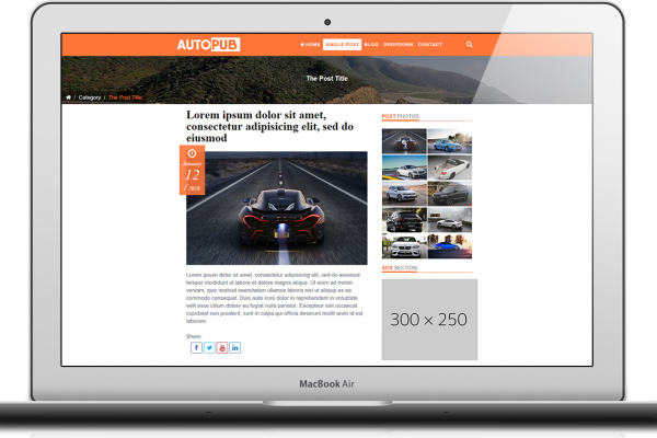 Vehicle Marketplace Portal